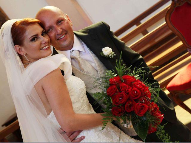 Il matrimonio di Danilo e Cristina a Roma, Roma 59