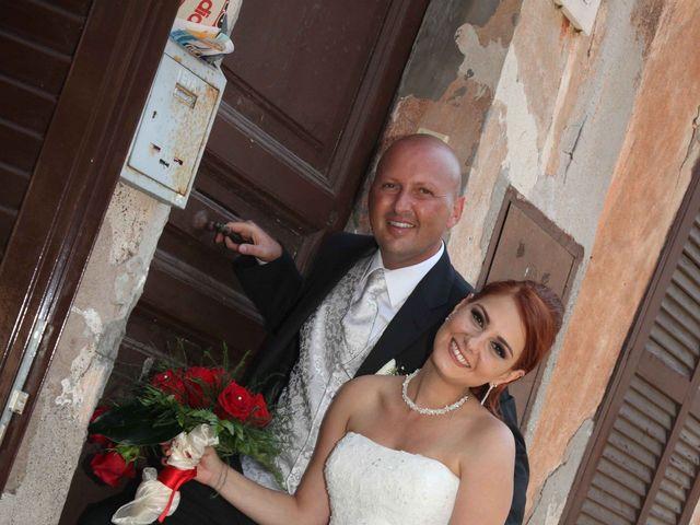 Il matrimonio di Danilo e Cristina a Roma, Roma 61
