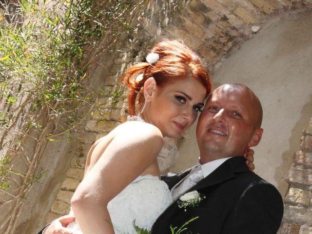 Il matrimonio di Danilo e Cristina a Roma, Roma 64