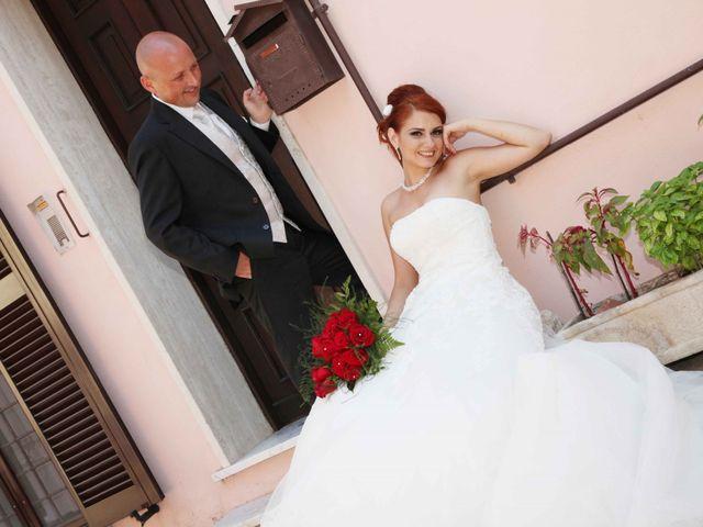 Il matrimonio di Danilo e Cristina a Roma, Roma 65