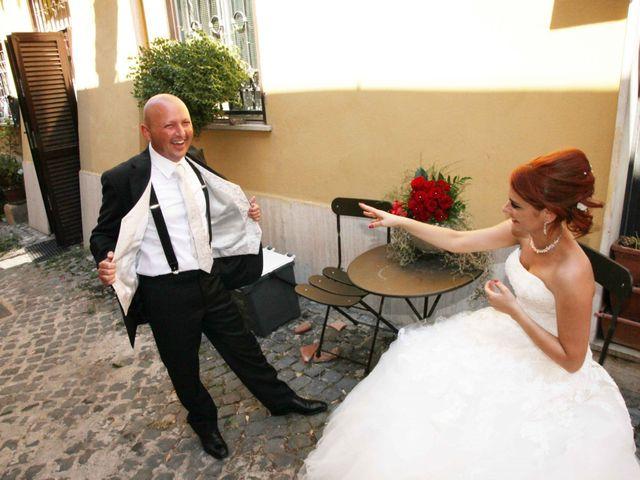 Il matrimonio di Danilo e Cristina a Roma, Roma 74