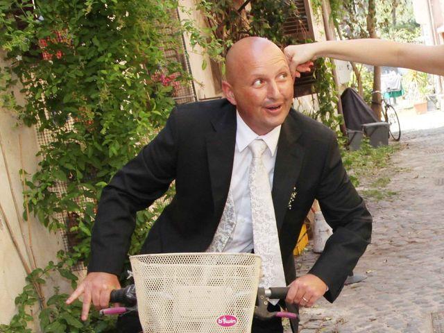 Il matrimonio di Danilo e Cristina a Roma, Roma 75