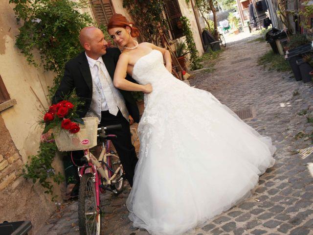 Il matrimonio di Danilo e Cristina a Roma, Roma 76