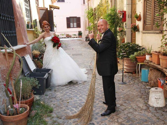 Il matrimonio di Danilo e Cristina a Roma, Roma 77