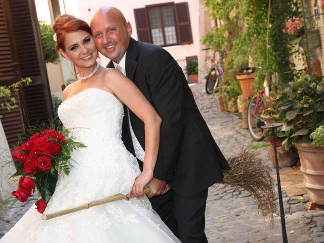 Il matrimonio di Danilo e Cristina a Roma, Roma 78