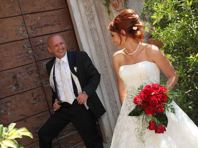 Il matrimonio di Danilo e Cristina a Roma, Roma 79