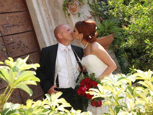 Il matrimonio di Danilo e Cristina a Roma, Roma 80