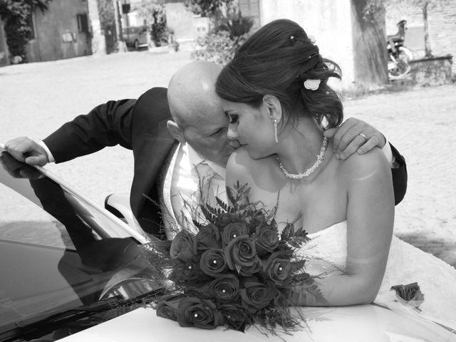 Il matrimonio di Danilo e Cristina a Roma, Roma 81