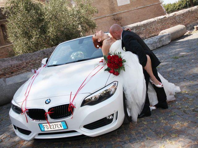 Il matrimonio di Danilo e Cristina a Roma, Roma 83
