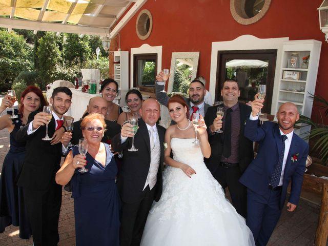 Il matrimonio di Danilo e Cristina a Roma, Roma 85
