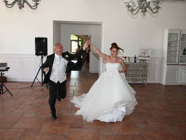Il matrimonio di Danilo e Cristina a Roma, Roma 86