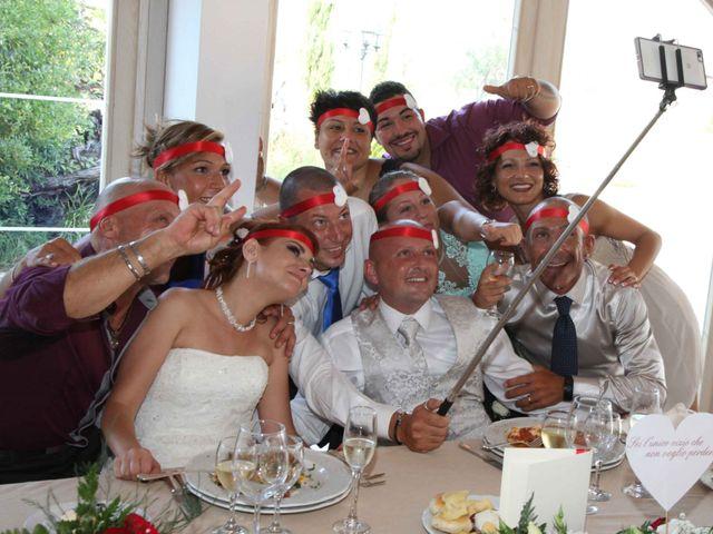 Il matrimonio di Danilo e Cristina a Roma, Roma 87