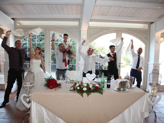 Il matrimonio di Danilo e Cristina a Roma, Roma 88