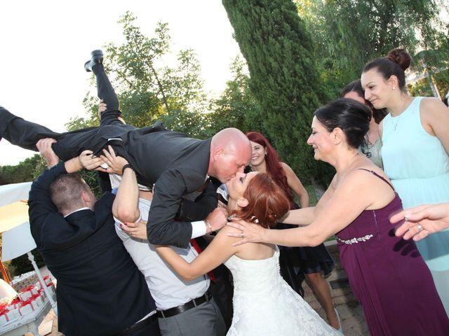 Il matrimonio di Danilo e Cristina a Roma, Roma 99