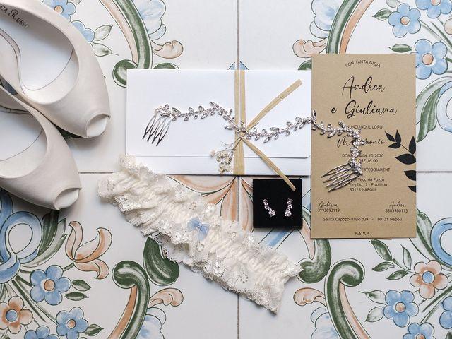 Il matrimonio di Andrea e Giuliana a Napoli, Napoli 2