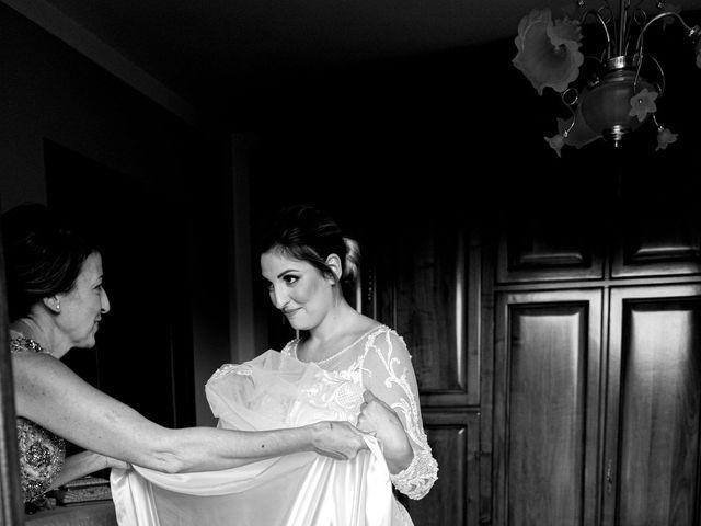 Il matrimonio di Sergio e Francesca a Orbassano, Torino 23