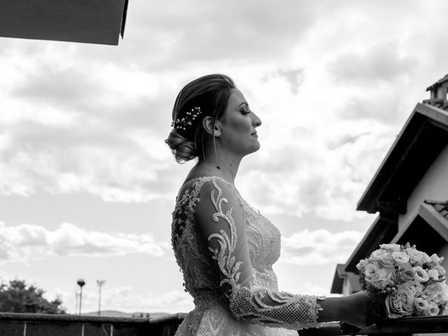 Il matrimonio di Sergio e Francesca a Orbassano, Torino 25