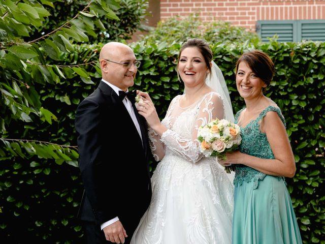 Il matrimonio di Sergio e Francesca a Orbassano, Torino 27