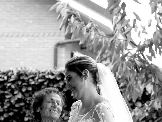 Il matrimonio di Sergio e Francesca a Orbassano, Torino 28