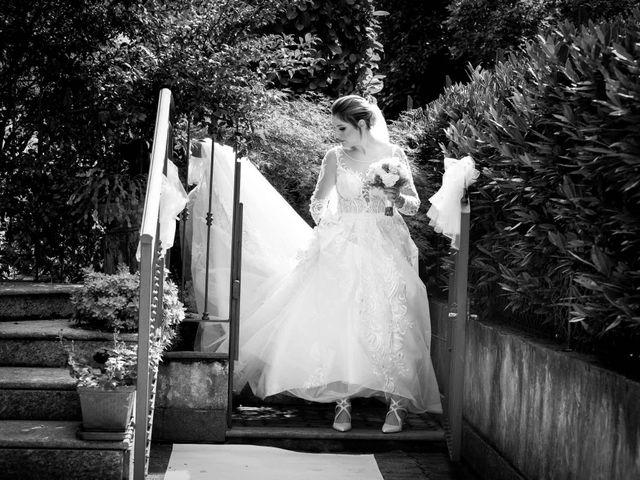 Il matrimonio di Sergio e Francesca a Orbassano, Torino 32