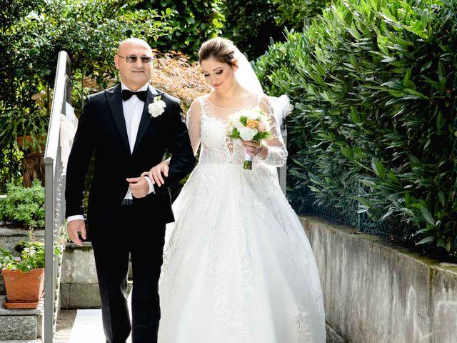 Il matrimonio di Sergio e Francesca a Orbassano, Torino 33