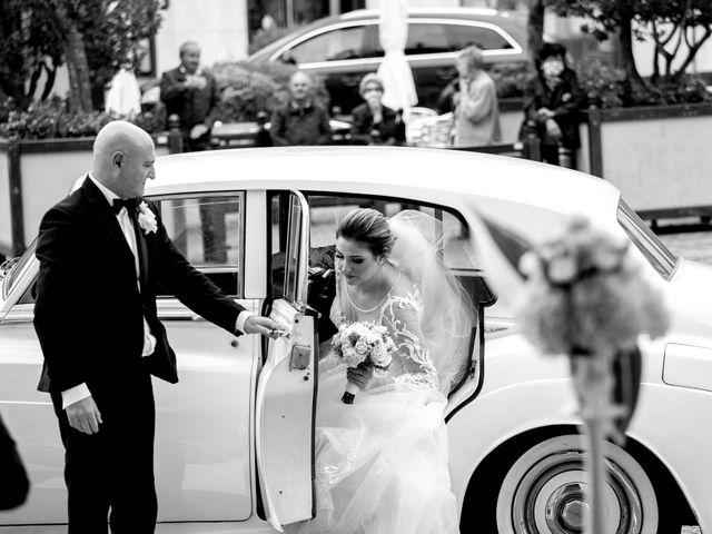 Il matrimonio di Sergio e Francesca a Orbassano, Torino 37