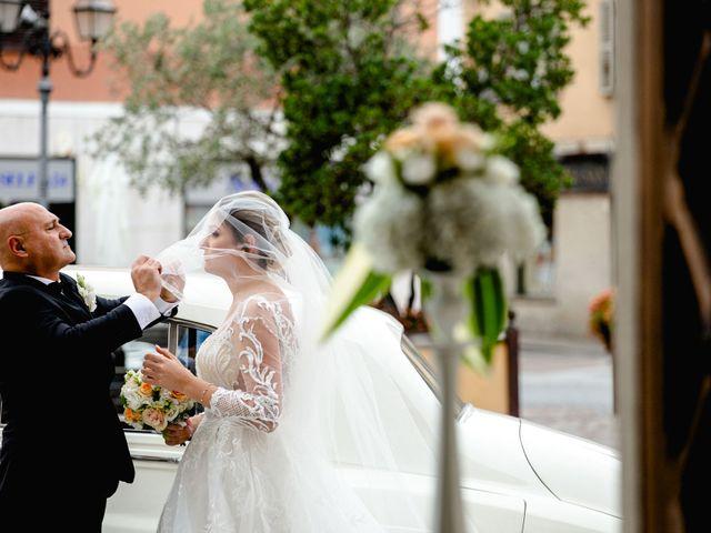 Il matrimonio di Sergio e Francesca a Orbassano, Torino 38