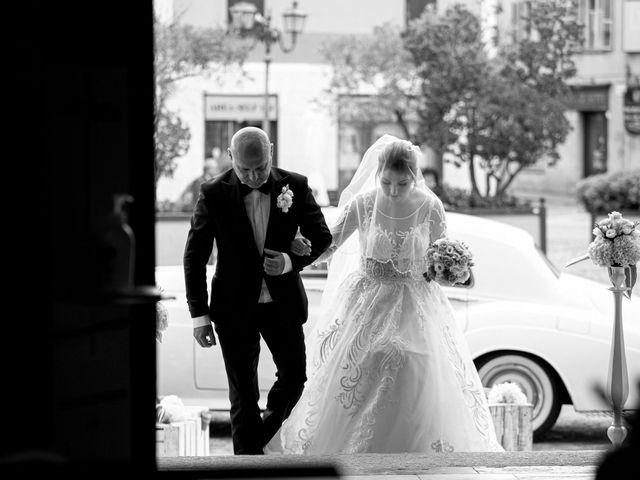 Il matrimonio di Sergio e Francesca a Orbassano, Torino 40