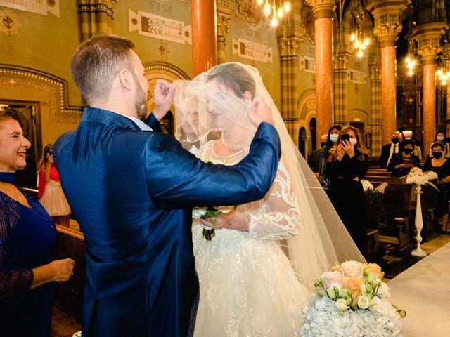 Il matrimonio di Sergio e Francesca a Orbassano, Torino 41