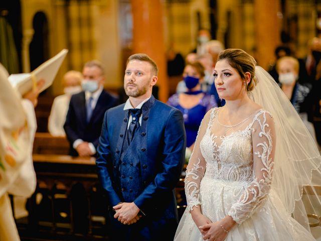 Il matrimonio di Sergio e Francesca a Orbassano, Torino 44