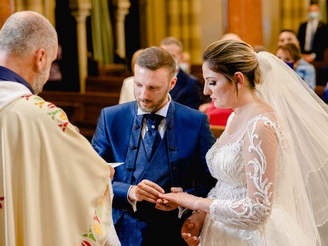 Il matrimonio di Sergio e Francesca a Orbassano, Torino 45