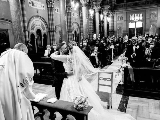 Il matrimonio di Sergio e Francesca a Orbassano, Torino 46