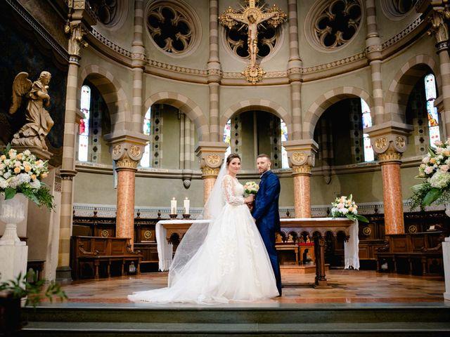 Il matrimonio di Sergio e Francesca a Orbassano, Torino 48