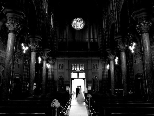 Il matrimonio di Sergio e Francesca a Orbassano, Torino 49
