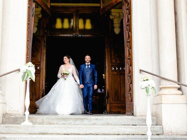 Il matrimonio di Sergio e Francesca a Orbassano, Torino 50