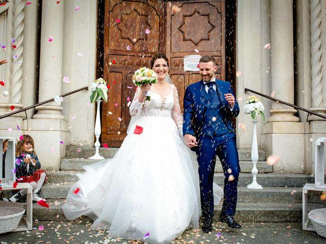 Il matrimonio di Sergio e Francesca a Orbassano, Torino 51