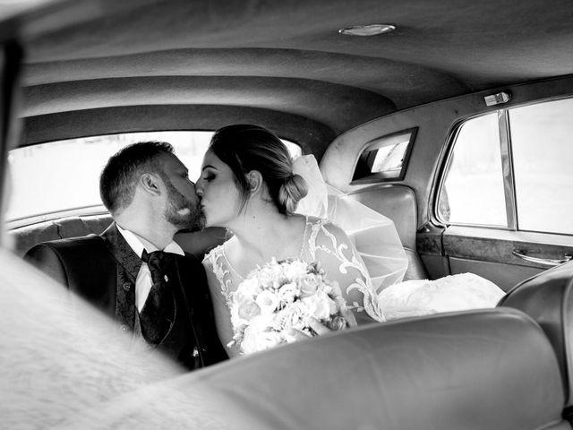 Il matrimonio di Sergio e Francesca a Orbassano, Torino 54