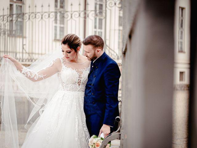 Il matrimonio di Sergio e Francesca a Orbassano, Torino 56