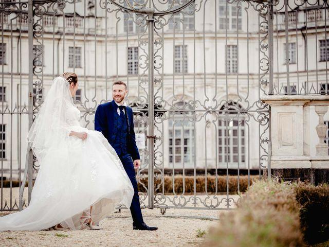 Il matrimonio di Sergio e Francesca a Orbassano, Torino 57