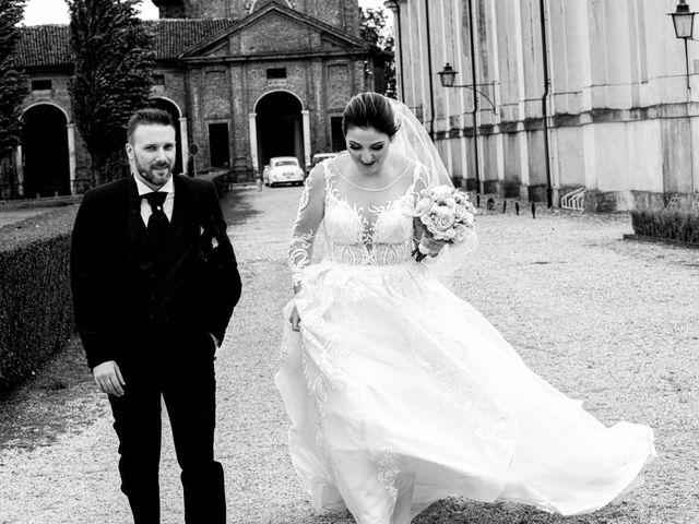 Il matrimonio di Sergio e Francesca a Orbassano, Torino 58