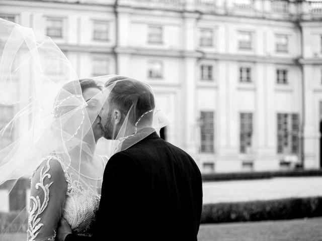 Il matrimonio di Sergio e Francesca a Orbassano, Torino 59