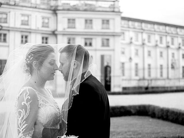 Il matrimonio di Sergio e Francesca a Orbassano, Torino 60