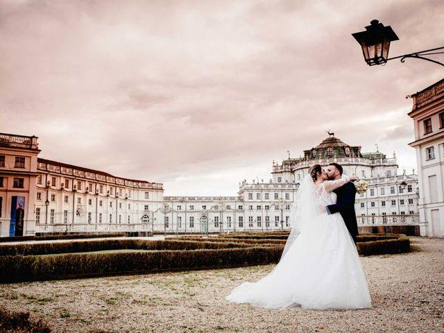 Il matrimonio di Sergio e Francesca a Orbassano, Torino 61