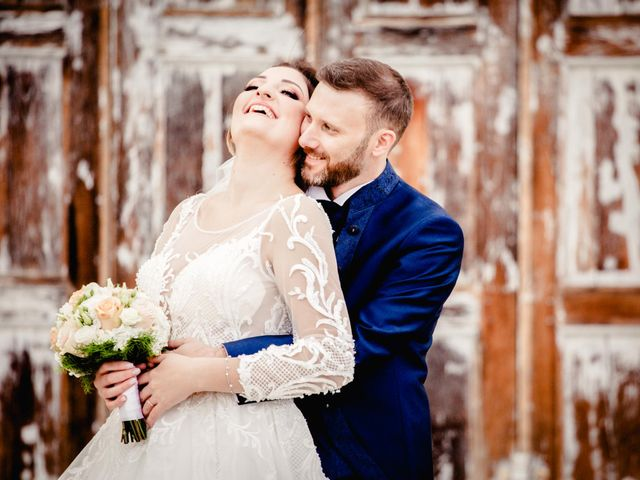 Il matrimonio di Sergio e Francesca a Orbassano, Torino 62