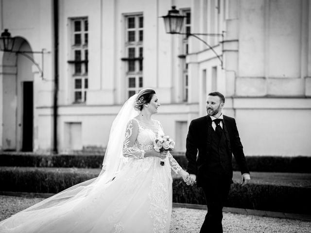 Il matrimonio di Sergio e Francesca a Orbassano, Torino 64