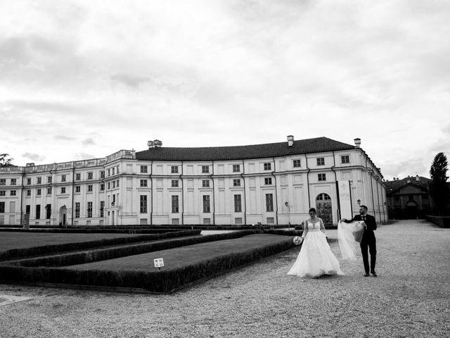 Il matrimonio di Sergio e Francesca a Orbassano, Torino 68