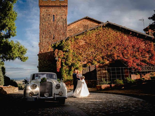 Il matrimonio di Sergio e Francesca a Orbassano, Torino 69