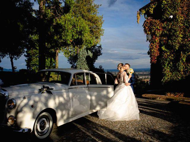 Il matrimonio di Sergio e Francesca a Orbassano, Torino 70