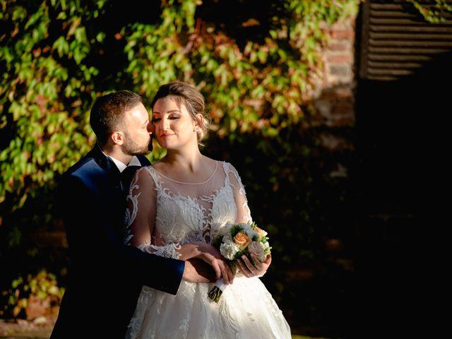 Il matrimonio di Sergio e Francesca a Orbassano, Torino 71