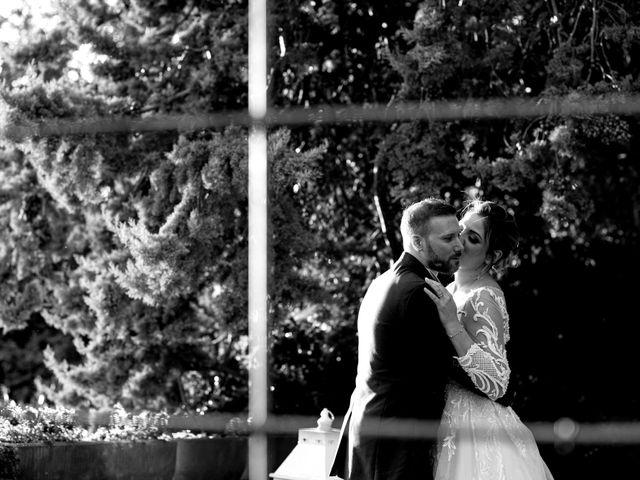 Il matrimonio di Sergio e Francesca a Orbassano, Torino 74
